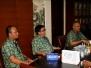 KUNJUNGAN KERJA AKADEMI TEKNIK MESIN INDONESIA SOLO DI UMB 8 DESEMBER 2015