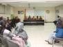 PELATIHAN  TEHNIKAL ANALISIS INVESTASI DI PASAR MODAL DAN BUKA PUASA BERSAMA POJOK BURSA FEB UMB 3 JULI 2014