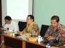 PRESNTASI MAHSISWA PSIKOLOGI DIHADAPAN PESERTA RAPIM HASIL PRESENTASI DI JEPANG 5 JULI 2014