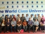VISITING OF DEAKIN UNIVERSITY AUSTRALIA TO UMB 20 MARET 2014